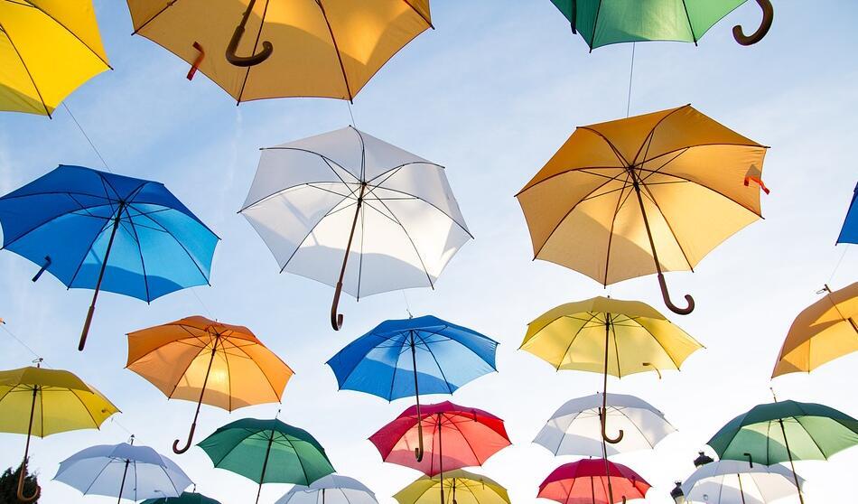 共享雨伞解决方案