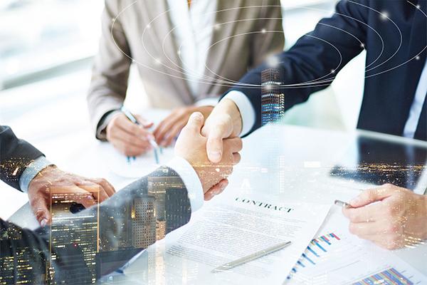 橙果签约-橙果互联与赣县区城投达成公众号运营服务合作