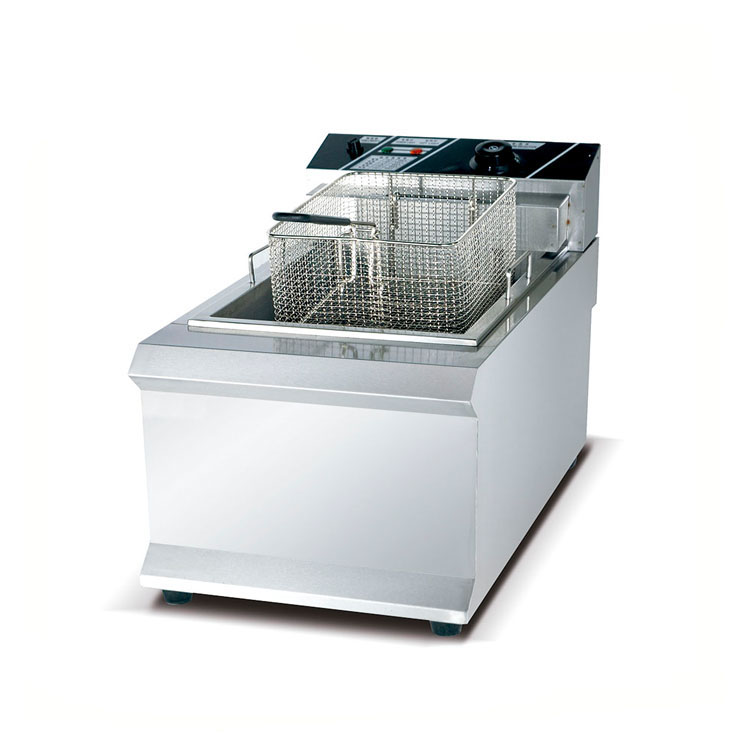 XD-臺式電熱炸爐