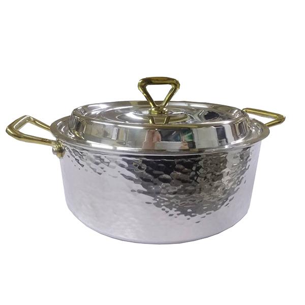 XD-三層鋼錘印高湯鍋