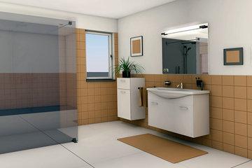 卫生间设计浴室房和浴室柜布局注意哪些事项